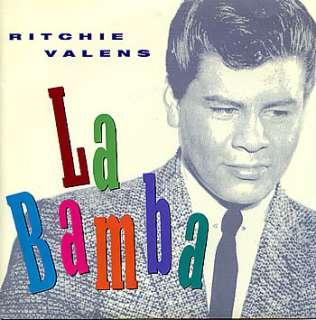 Valens La Bamba UK 7 Vinyl Record PB41435 La Bamba Ritchie Valens