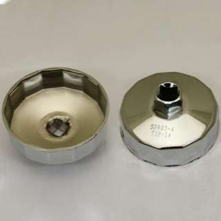 Toyota Lexus Oil Filter Wrench Socket Tool 73mm 14flute