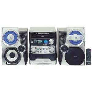 Philips FWC780 Compact Stereo System Electronics