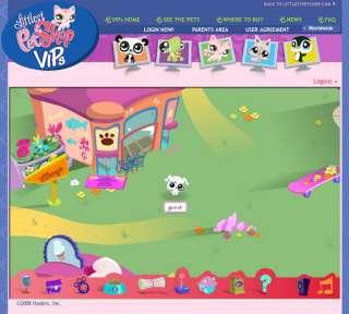 Littlest Pet Shop VIP Monkey Toys & Games