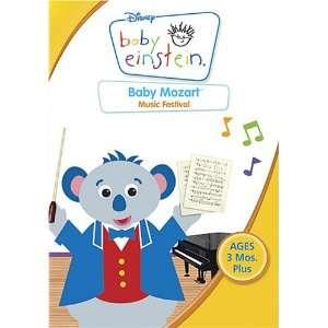 Baby Einstein   Baby Mozart   Music Festival Disney