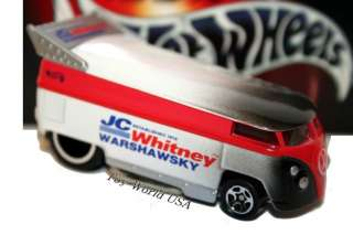 Hot Wheels JC Whitney Volkswagen Drag Bus