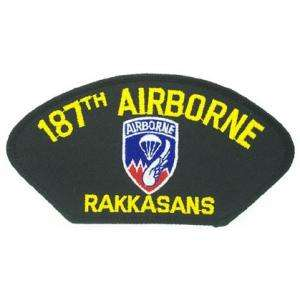 187TH AIRBORNE PATCH   SoldierCity