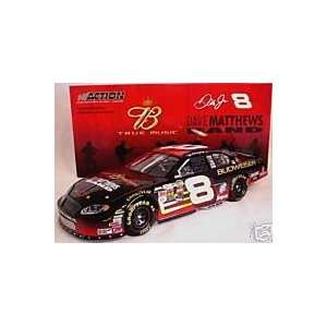 Dale Earnhardt Jr #8 Dave Matthews Band Budweiser True Music Edition