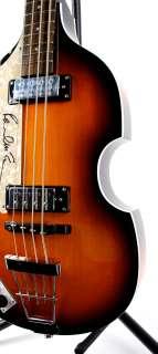 Paul McCartney Beatles Signed Hofner Guitar Caiazzo Thumbnail Image