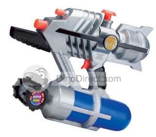 40cm Space Weapon Plastic Pressure Soaker Water Squirt Gun
