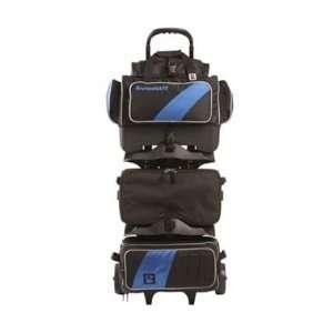Pro Player 6 Ball Roller Royal / Black Bowling Bag