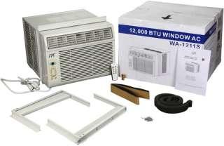 Sunpentown 12000 BTU Window AC Air Conditioner w/ Remote Control