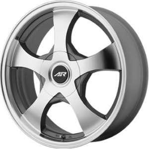American Racing AR895 16x7 Silver Wheel / Rim 5x4.25 & 5x4
