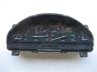 1998 1999 2000 Jaguar S Type Instrument Cluster Speedometer Gauges