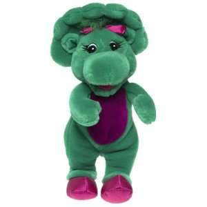 Barney   Plush   10 inch Singing Baby Bop Toys & Games
