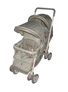 New Jeep Double Stroller Baby Triple Strollers Double Car