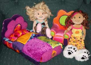 GROOVY GIRLS DOLL BED FURNITURE CHAIR YVETTE NANETTE