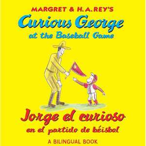 Curious George at the Baseball Game/Jorge El Curioso En El Partido de