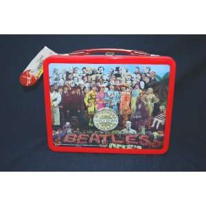 The Beatles Full Size Metal Sgt Peppers Lonely Hearts Club