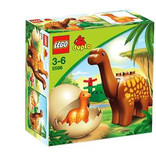 LEGO DUPLO   Dino Birthday Set Building Blocks & Sets