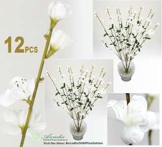 Dz 27 Cherry Blossom Silk Flower Artificial Plants W