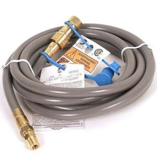 AZ Patio Heater 12 ft. Natural Gas Hose with Quick