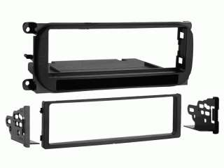 Chrysler Dodge Jeep Dash Kit Stereo Install 99 6505