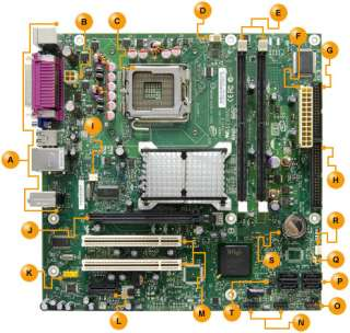 Emachines t motherboard