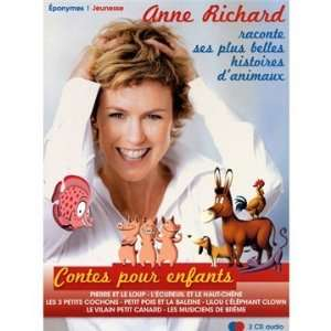 Contes Pour Enfants: Anne Richard: Music