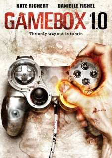 Gamebox 1.0: Nate Richert, Danielle Fishel, Patrick