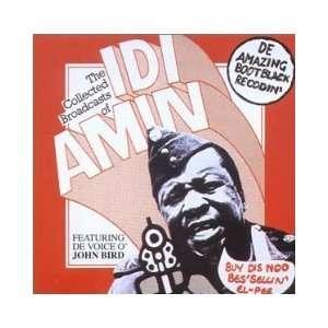 The Collected Broadcasts of Idi Amin John Bird, Idi Amin Music
