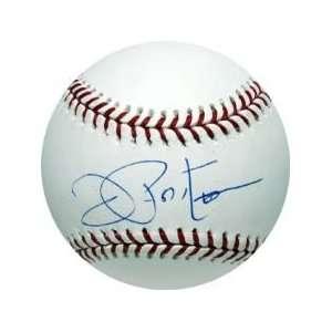 Joe Pepitone Autographed Ball