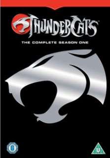 THUNDERCATS SERIES 1 COMPLETE FIRST SEASON DVD BOX SET 7321902213859
