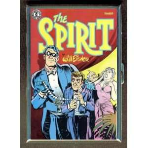SPIRIT WILL EISNER #5 COMIC BOOK CIGARETTE CASE WALLET