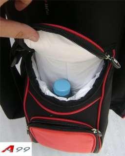 Travel Mate Golf Bag travel Bag Hybrid Hard Case Yellow/Black