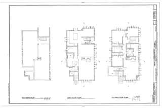 Dramatic prairie style house plans full of light for Prairie school house plans