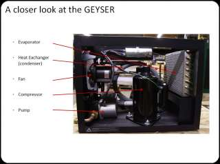 geyser Electric Heat Pump Water Heater