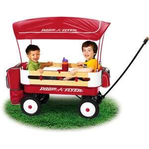 Radio Flyer Ultimate Classic Wagon: Bikes & Riding Toys