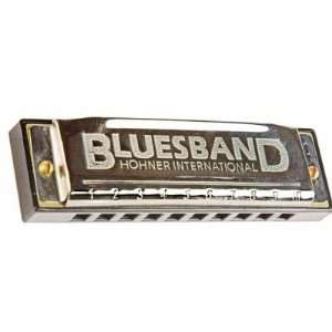 Blues Band Harmonica Musical Instruments