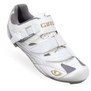 Giro Solara Shoe   Womens White/Silver, 41.0 Sports