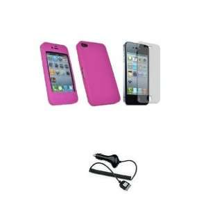 Mobile Palace   Pink silicone skin case cover pouch