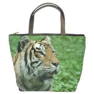 Bucket Bag Handbag Purse Tiger Leopard Print Animal Everything Else