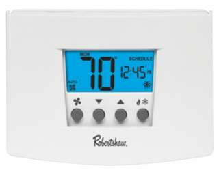 Robertshaw RS6320 Universal Digital Programmable Thermostat   3 Heat