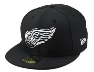 NEW ERA 59FIFTY FITTED DETROIT RED WINGS NHL HOCKEY