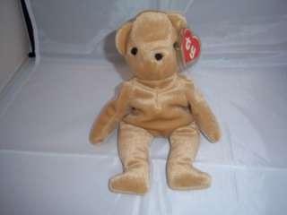 Retired Rare Ty Beanie Babies Old Face Teddy Bears MWMTs