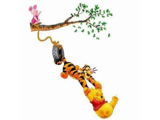 WINNIE THE POOH Deco decal Wall Paper Sticker KIDS baby